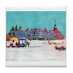 Seaside Tile Coaster