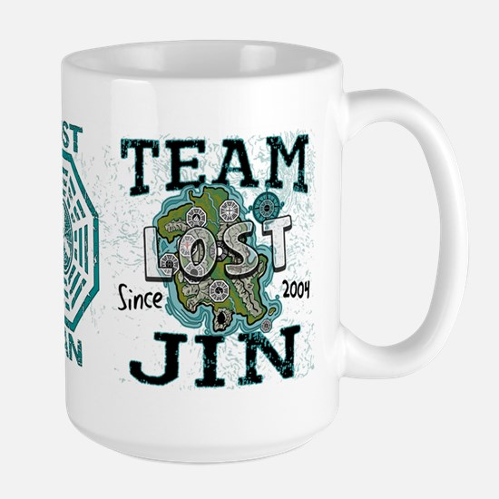 Team Jin Large Mug