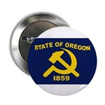 """New Oregon Flag 2.25"""" Button (100 pack)"""