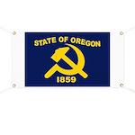 New Oregon Flag Banner