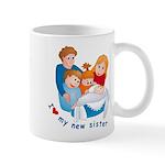 I Love My New Brother Mug
