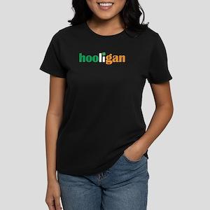 Irish Hooligan Women's Dark T-Shirt