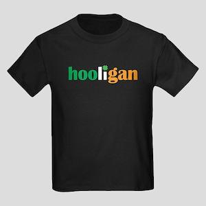 Irish Hooligan Kids Dark T-Shirt