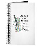 Jesus is my Rock! Journal