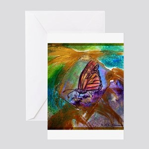 Butterfly, Beautiful Greeting Card