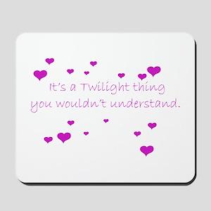 Twilight Mousepad