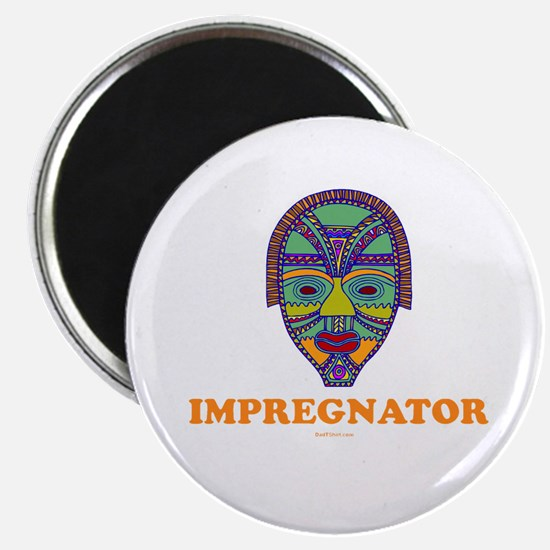 Impregnator Expectant Dad Magnet