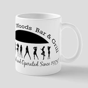 The Tiger Woods Bar and Grill Mug