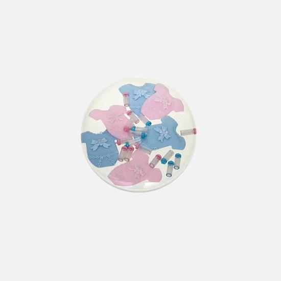Baby Clothes Mini Button