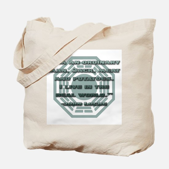 Meat And Potatoes Tote Bag