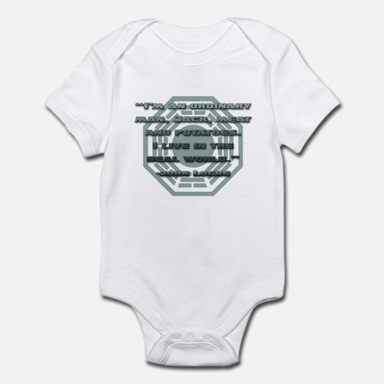 Meat And Potatoes Infant Bodysuit