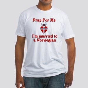 Norwegian Fitted T-Shirt