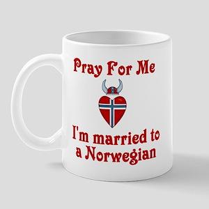 Norwegian Mug