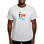 I Love My New Sister Ash Grey T-Shirt