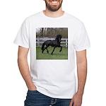 BARON White T-Shirt