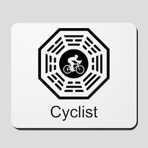 Cycling Dharma Mousepad