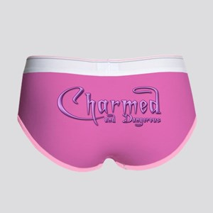 Charmed and Dangerous Women's Boy Brief