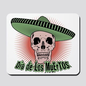 Day Of The Dead! Mousepad