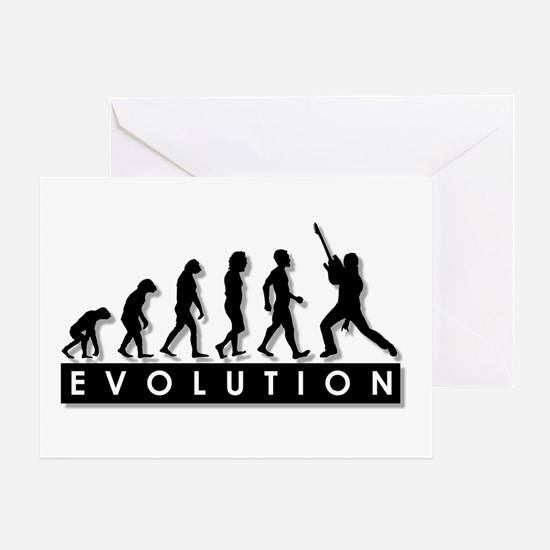 Evolution of the Rocker Greeting Card
