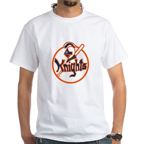 New York Knights White T-Shirt