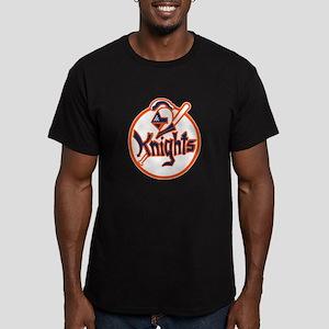 New York Knights Men's Fitted T-Shirt (dark)