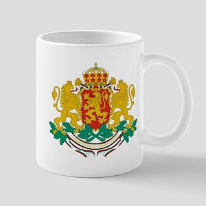 Bulgaria Coat of Arms Mug