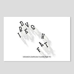 DRIVESHAFT - Missing Man Formation Postcards (Pack