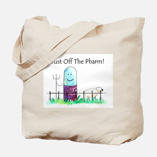 Cool Funny student Tote Bag