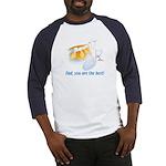 Pelican Dad Baseball Jersey