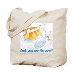 Pelican Dad Tote Bag