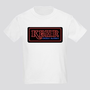 KBHR Neon Sign Kids Light T-Shirt