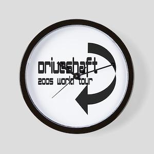 Drive Shaft 2005 World Tour Wall Clock