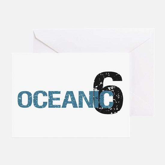 Oceanic 6 Greeting Card