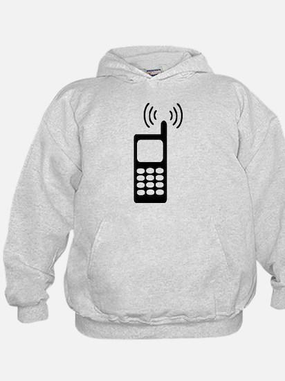 Cellphone Hoodie