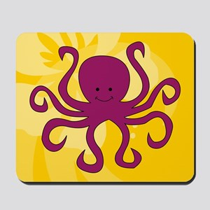 Octopus Mousepad