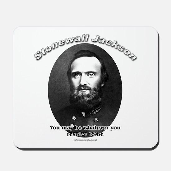Stonewall Jackson 02 Mousepad