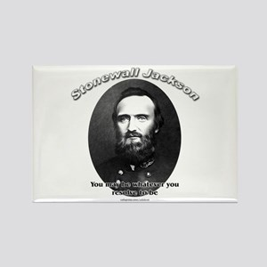 Stonewall Jackson 02 Rectangle Magnet