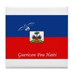 Heal Haiti Tile Coaster