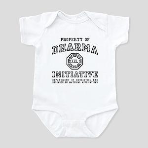 Property of DHARMA Infant Bodysuit