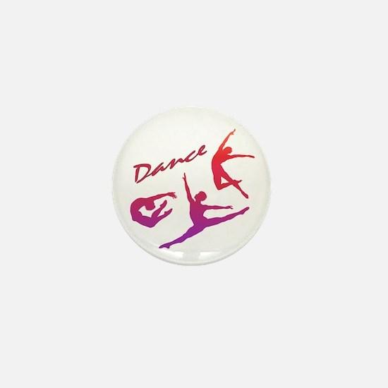 Dance Mini Button