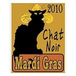 Mardi Gras Small Poster