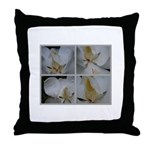 exotic tropical plants Throw Pillow