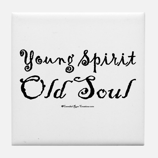 Spirit & Soul Tile Coaster