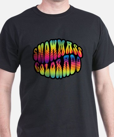 Snowmass Hippy Trippy T-Shirt