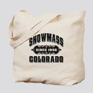 Snowmass Old Style Light Tote Bag