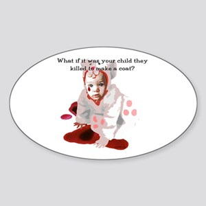 Your Child Sticker (Oval)