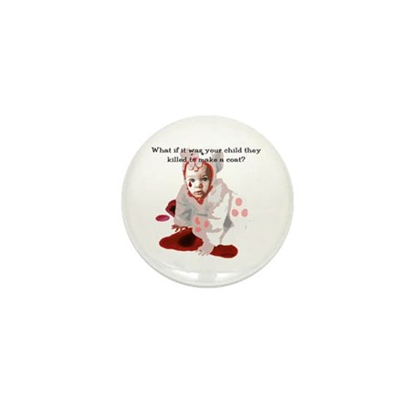 Your Child Mini Button (100 pack)