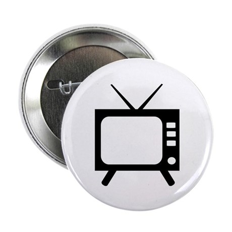 """TV 2.25"""" Button (10 pack)"""