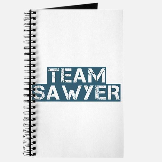 Team Sawyer (Lost) Journal
