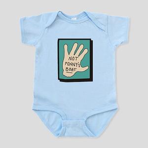 Not Penny's Boat LOST Infant Bodysuit